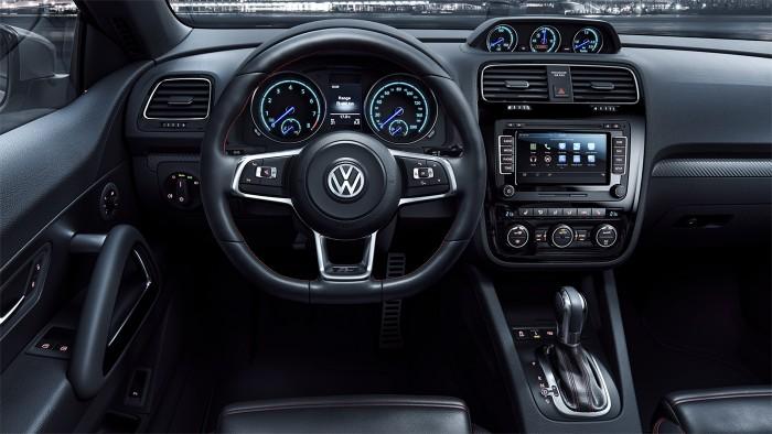 VW Scirocco R 7