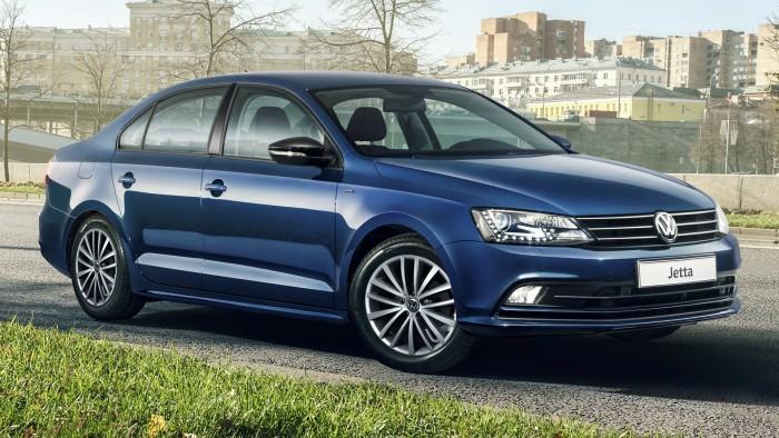VW Jetta 1.4 FSI (Turbo tăng áp)