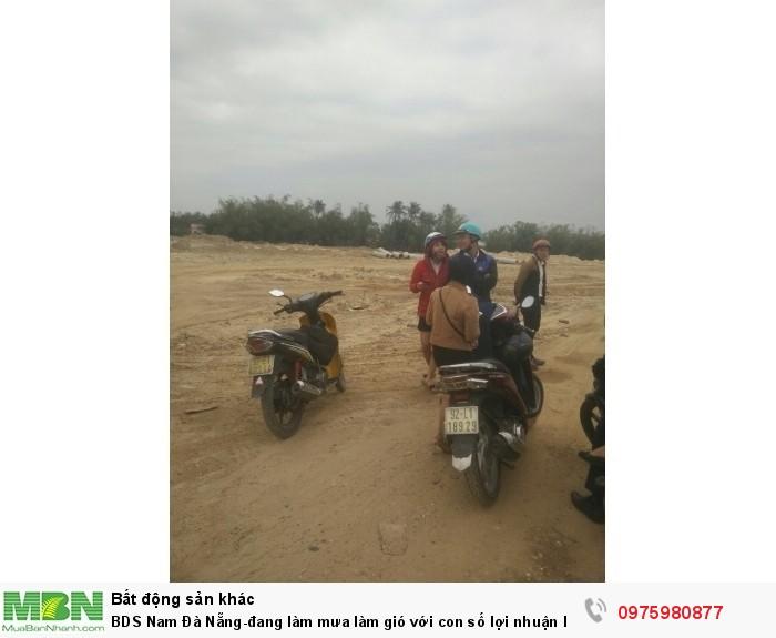 BDS Nam Đà Nẵng-đang làm mưa làm gió với con số lợi nhuận khủng lên đến 50%- năm 2018