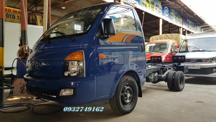 Hyundai Porter Số tự động Xe tải động cơ Dầu diesel