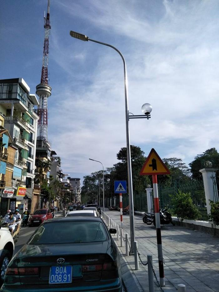 Bán gấp nhà mặt phố Vân Hồ 2,HBT,HN: Dt50m2x7T, Mt5.3m, giá 24 tỷ