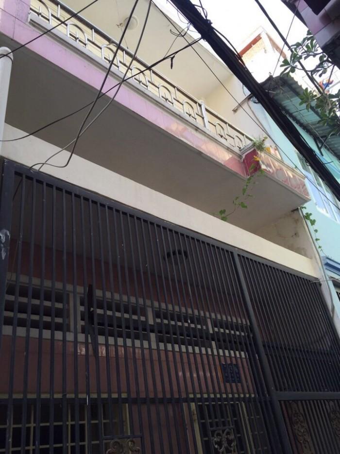 Nhà hẻm giá rẻ đường Nguyễn Sáng , DT 4,05m x 7m