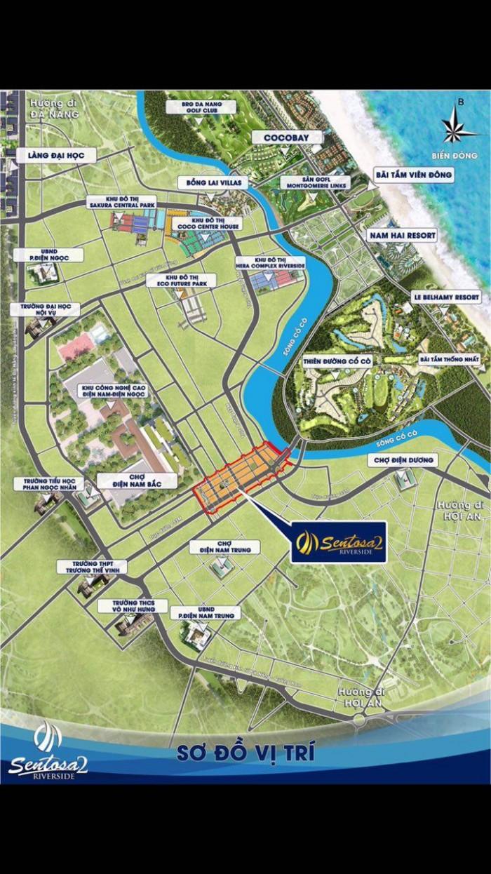 Mở Bán dự án mới SETOSA RIVERSIDE 2 - Cơ hội Đầu tư nhanh sinh lời lớn,