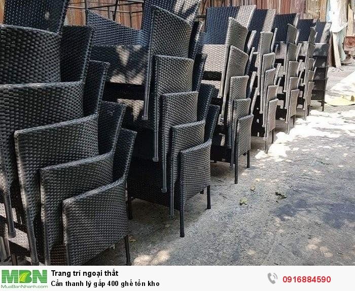 Cần thanh lý gấp 400 ghế tồn kho3