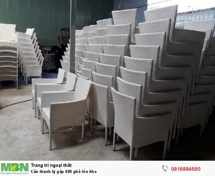 Cần thanh lý gấp 400 ghế tồn kho4