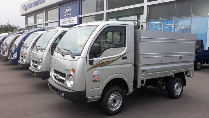 Tata Ace sản xuất năm 2017 Số tự động Xe tải động cơ Dầu diesel
