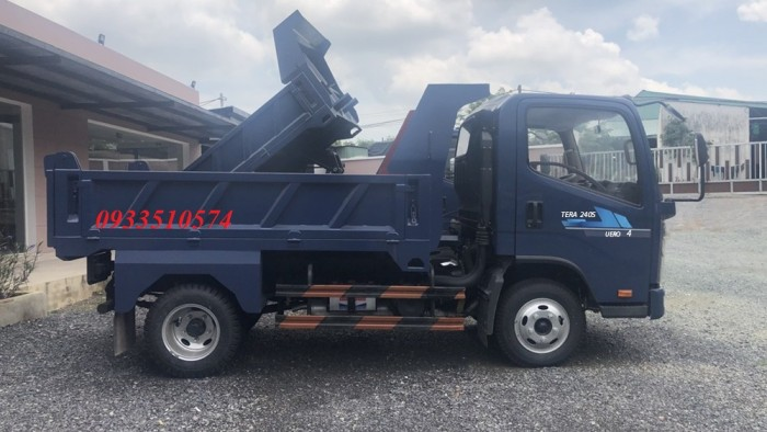xe tải ben 2 tấn, 2.5 tấn, 3 tấn tại bình dương