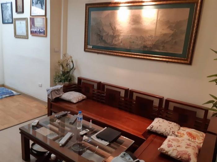 Bán nhà riêng tại phố Đào Tấn, Ba Đình 109m2, 3 tầng