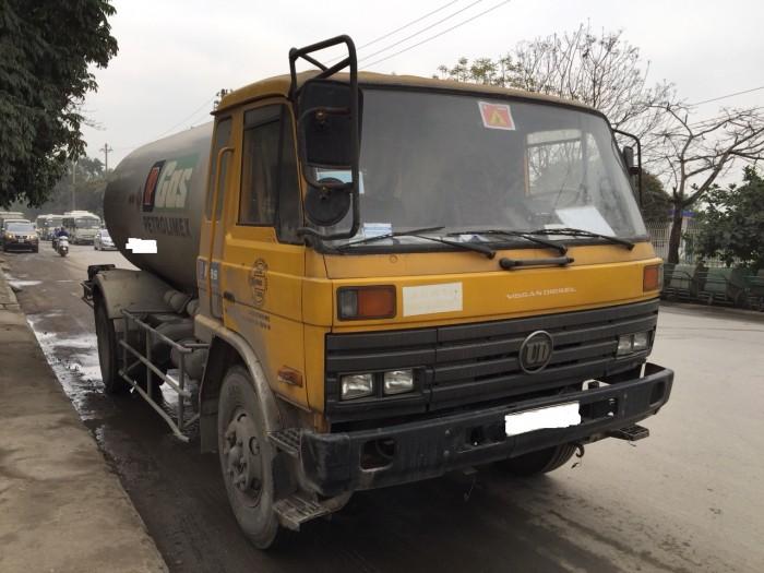 Bán xe bồn (xi téc) chở LPG 0