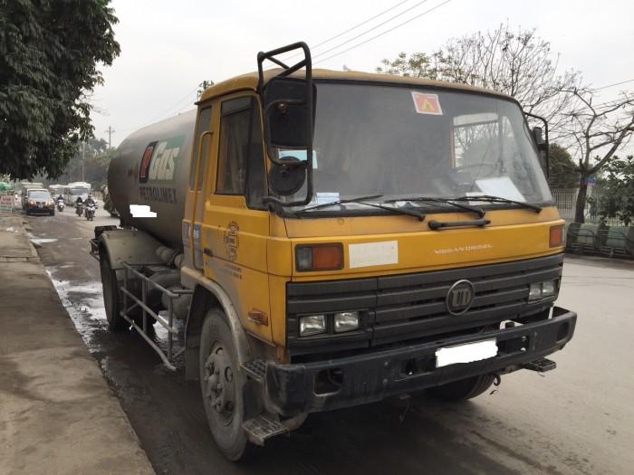 Bán xe bồn (xi téc) chở LPG 1