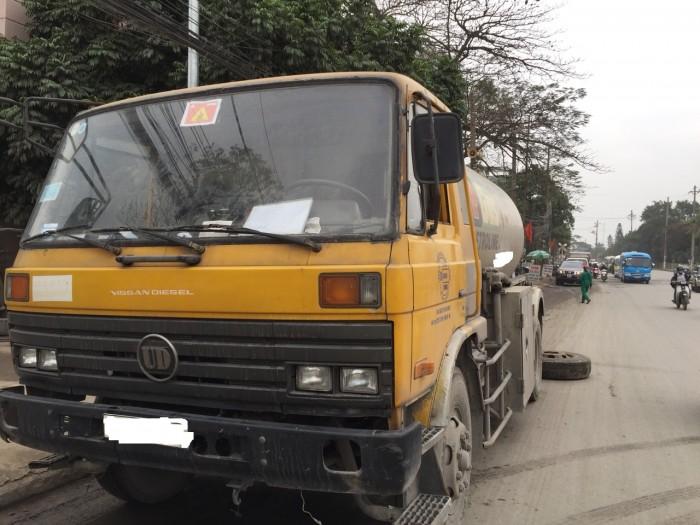 Bán xe bồn (xi téc) chở LPG