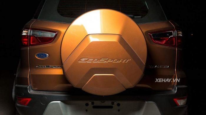 Ford Ecosport Titanium 2018 giá cạnh tranh nhất miền Bắc + Tặng bảo hiểm thân vỏ 4