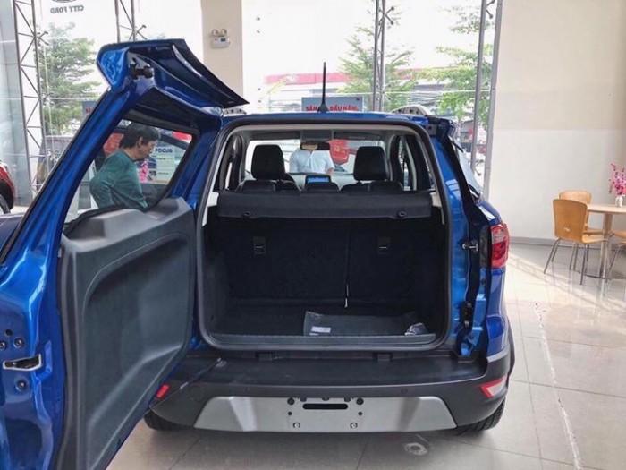 Ford Ecosport Titanium 2018 giá cạnh tranh nhất miền Bắc + Tặng bảo hiểm thân vỏ 1