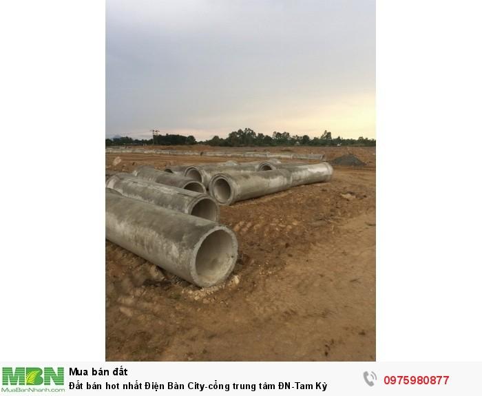 Đất bán hot nhất Điện Bàn City-cổng trung tâm ĐN-Tam Kỳ