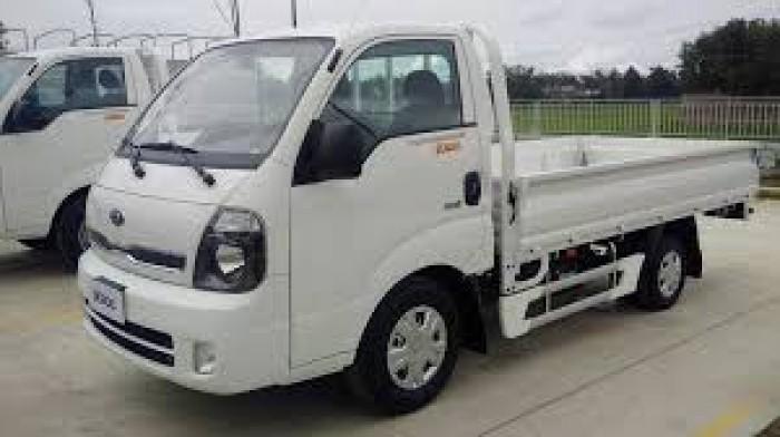 Xe tải mới thaco lắp ráp 2018 kiak200 tải trọng 990 kg , 1 tấn9 xem xe tại vòng xoay gò dầu