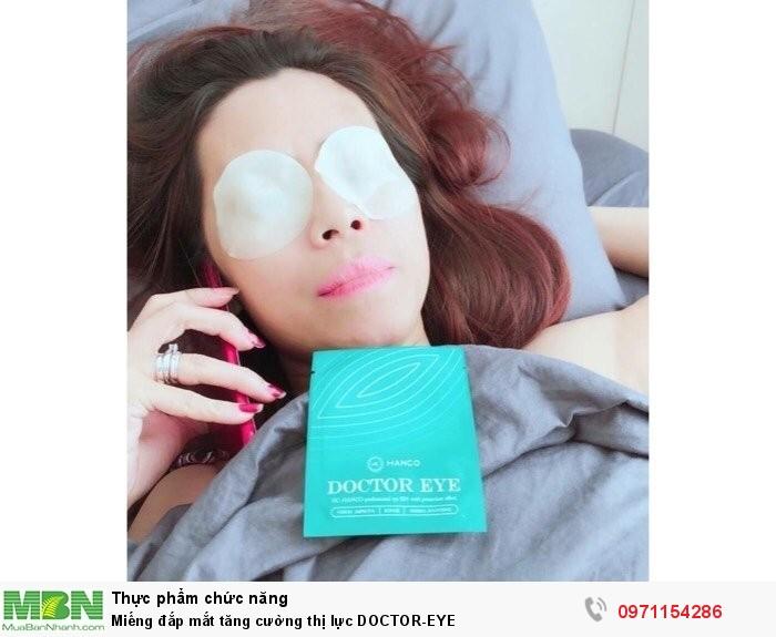Miếng đắp mắt tăng cường thị lực DOCTOR-EYE1