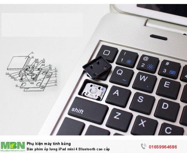 Bàn phím ốp lưng iPad mini 4 Bluetooth1