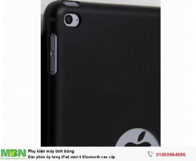 Bàn phím ốp lưng iPad mini 4 Bluetooth3