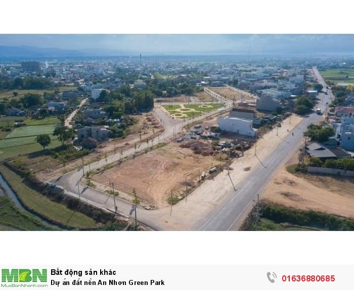 Dự án đất nền An Nhơn Green Park