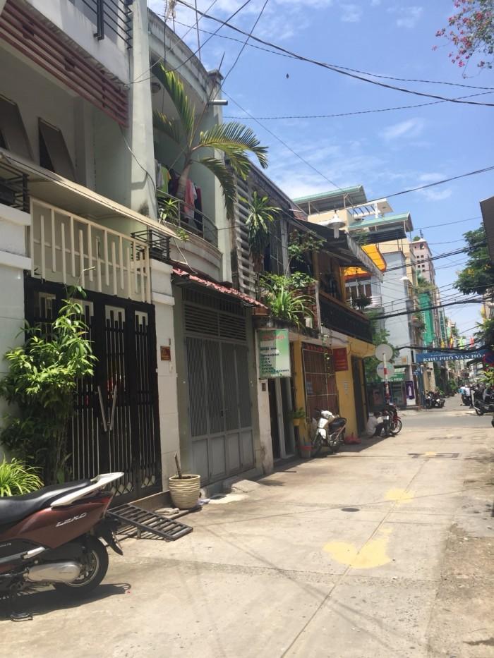 Nhà HXH Nguyễn Cảnh Chân, p. Cầu Kho, Q1 (4.5x12, giá 9.7 tỷ)