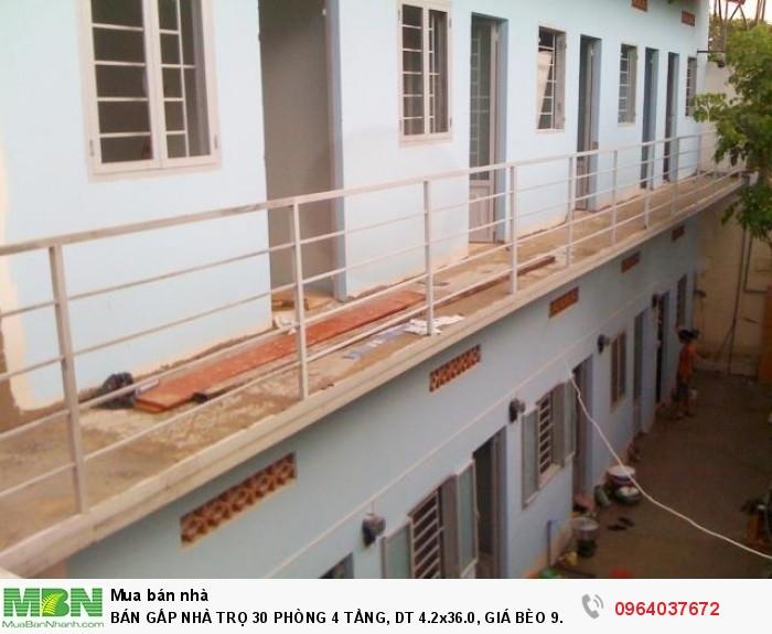Bán Gấp Nhà Trọ 30 Phòng 4 Tầng, Dt 4.2x36.0, Giá Bèo, Tại Huỳnh Tấn Phát, Q7