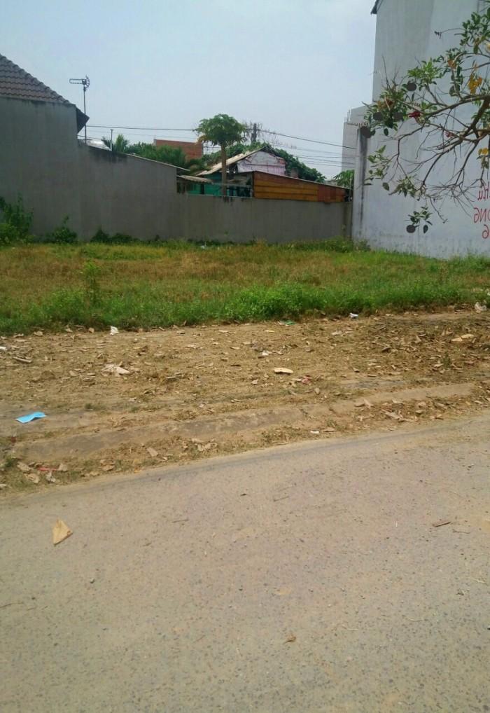 Đất mặt tiền đường Nguyễn  Thị Sưa 100m2 Bình Chánh