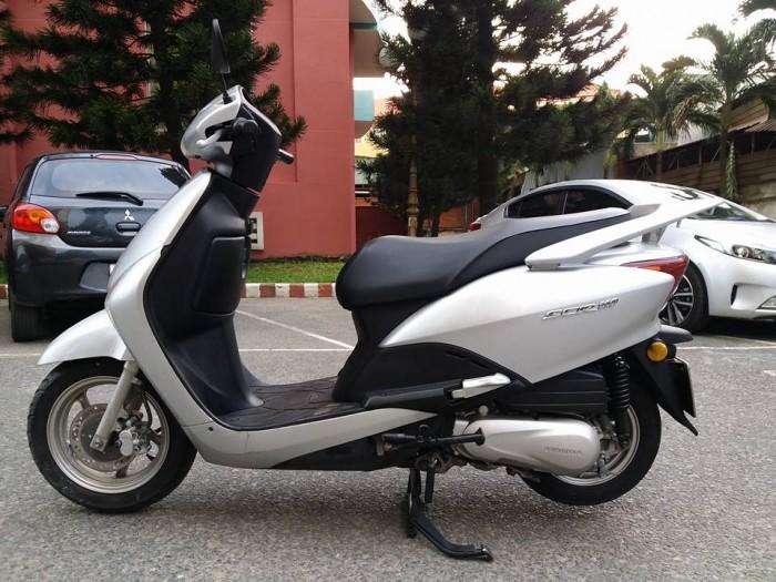 Honda SCR sản xuất năm 2008