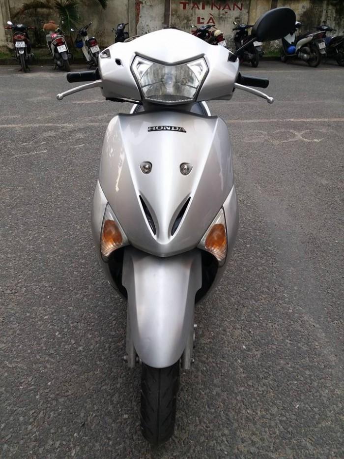 Honda SCR 110 Fi Xám Bạc Phun Xăng Điện Tử Xe Ga Của NHẬT