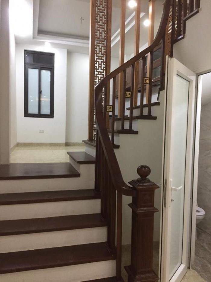 Bán nhà đẹp lung linh ở Quan Nhân, Phường Nhân Chính, Quận Thanh Xuân, 5 tầng chỉ có 3.4 tỷ.