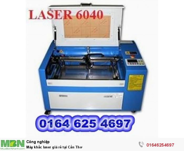 Máy khắc laser giá rẻ tại Cần Thơ