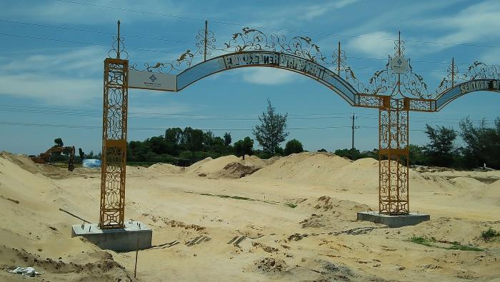 Bán đất nền dự án Sentosa riverside2.