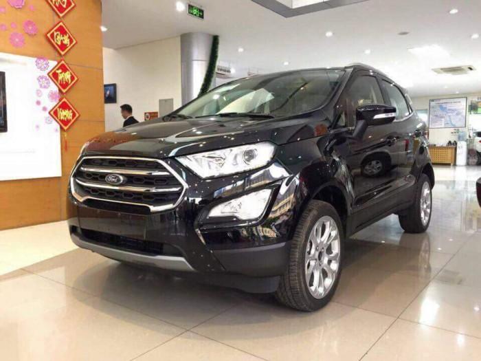 Ford Ecosport 2018 giao ngay + Tặng bảo hiểm thân vỏ
