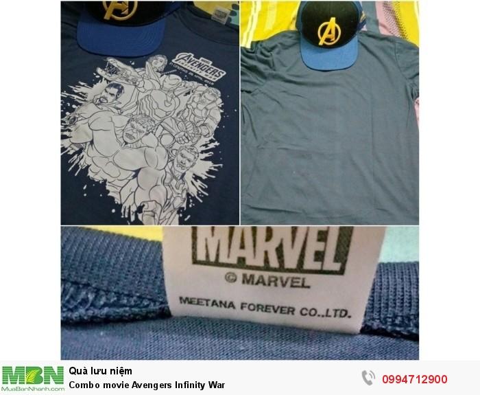 Combo movie Avengers Infinity War4