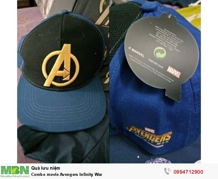 Combo movie Avengers Infinity War5