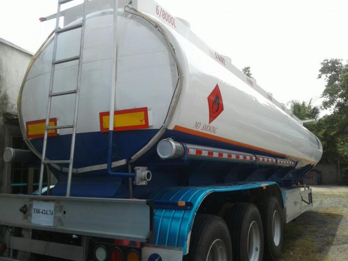 Bán xe tongya chở xăng dầu giao ngay giá rẻ