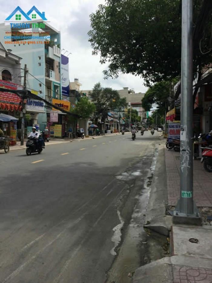 Mặt Bằng Cho Thuê Đường Gò Dầu - Tân Quý - Tân Phú.