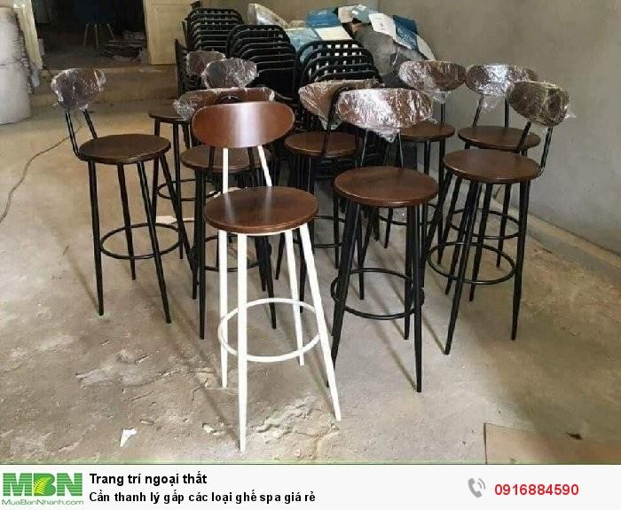 Cần thanh lý gấp các loại ghế spa giá rẻ0