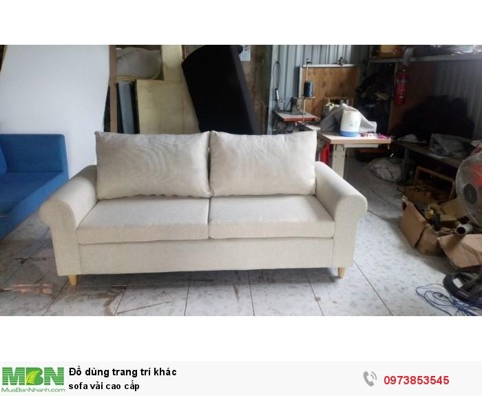 Sofa vải cao cấp1