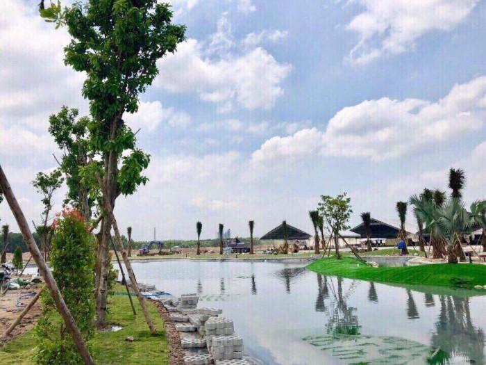 Đất nền liền kề cụm khu công nghiệp Nhơn Trạch 1,2,3,4... Giá rẻ đầu tư.