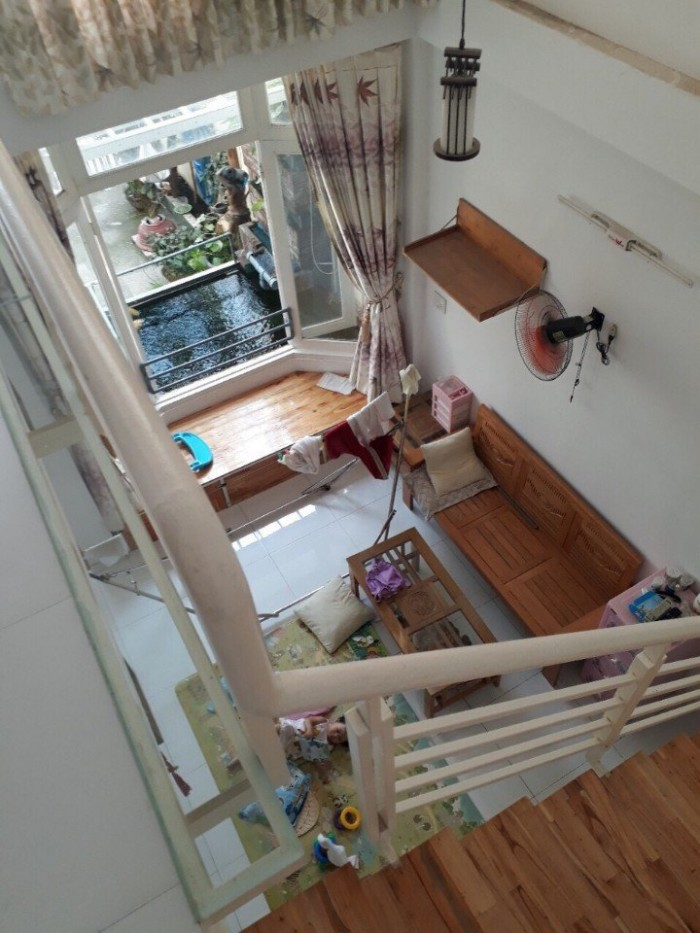 Cần bán nhà 1T1L như hình sau chợ TNPB,Đình Phong Phú Q9 - 82m2 để lại nội thất