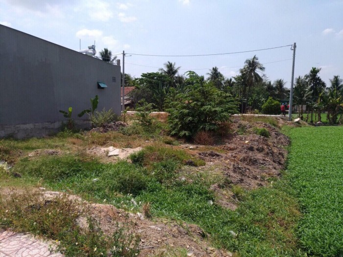 Chính chủ cần bán gấp miếng đất đường Ngô Chí Quốc, Bình Chiểu, giáp quận 9