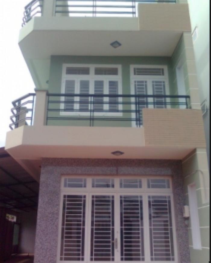 Cần bán gấp nhà đường Đồng Đen, Tân Bình. Dt: 4,5 x 16 m (vuông vức)