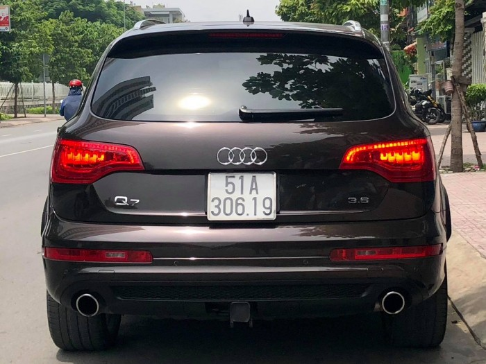 Audi Q7 3.6L s-line 14