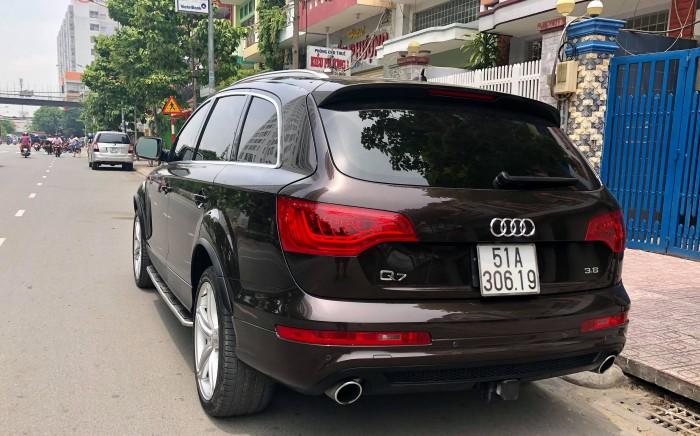 Audi Q7 3.6L s-line 11