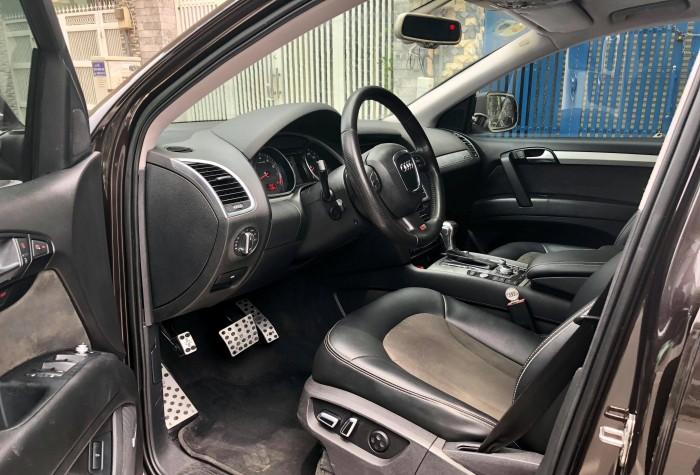 Audi Q7 3.6L s-line 8