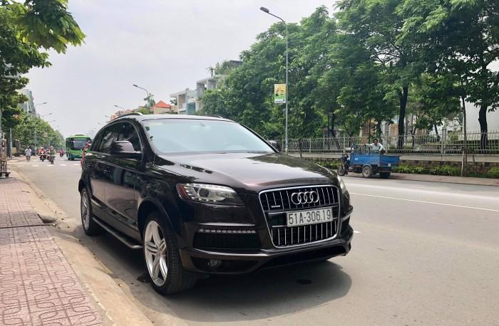 Audi Q7 3.6L s-line 5