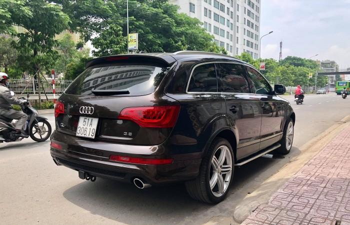 Audi Q7 3.6L s-line 6
