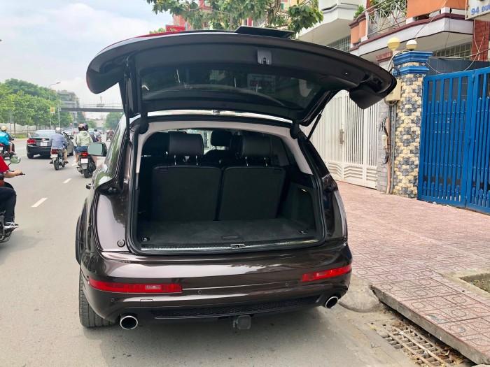 Audi Q7 3.6L s-line