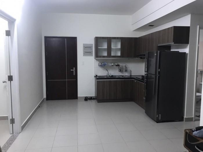 Cho thuê CHCC Lotus Garden, Quận Tân Phú , Diện tích: 72 m2, 2 pn, căn góc