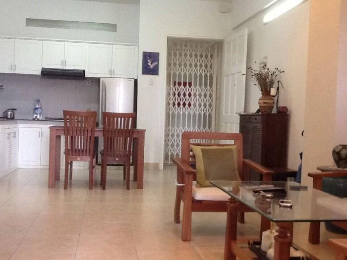Cho thuê CHCC Nguyễn Ngọc Phương, Quận Bình Thạnh, Diện tích: 78  m2, 2 PN, 2 wc